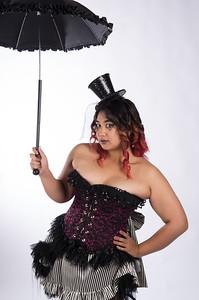 Model: Joy Pineda Instagram: @bebehjoy Hair & Makeup: @bebehjoy Corsets: Cheri & Joany @ocwonderlandstudios Host: @davedoeppel Group @lapinupsevents #wonderlandcorsets #vintage #circus #lapinupsevents