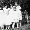 Cameron Girls, 1930 - Mable Cameron Wild is 2nd from the left.