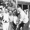 1940 - Emery Wild, 2nd from left in hat