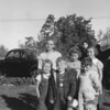 1940 - Leah & Robert Wild on the right