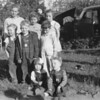 1940 - Leah & Robert Wild, standing on the right
