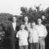 April 1947 - Emery, Eddie Jr. & Edward Wild (back)<br /> Robert George & Paul Wild (Front)