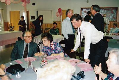 Eddie Wild, Leah Clouse, David Clouse , Zulie Clouse (Left to Right)