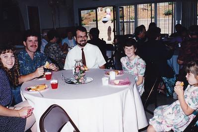 Lynn Wild, Jeff Wild, Ron Metcalfe, Joy Metcalfe, Merry Metcalfe