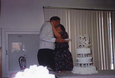 Frank & Leah Clouse's 40th Anniversary - Aug 1994