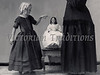 """Little girl showing off her doll - a vintage photograph. NOTE: This image is only available in the 1-megapixel size (do not waste your money on the 4-megapixel or """"Original"""" size, as they are still only 1-megapixel when opened :)"""