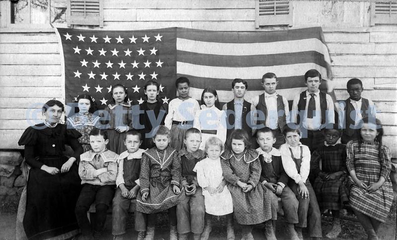 Coloma School, 1897