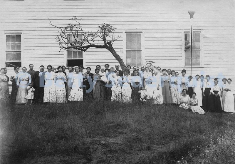 Coloma Women's Club, 1915