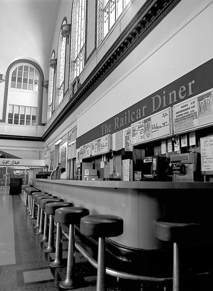 The Railcar Diner Union Station