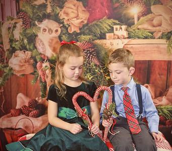 Vintage Family Christmas
