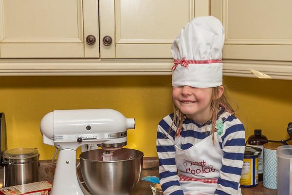 The Cutest Little Baker