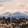 The view from Mahaffey Park-Loveland, CO