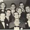 Harry Nicosia Ctr Wedding Brother Frank Left Fred Habel Right 2