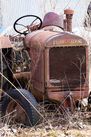 McCormick Tractor