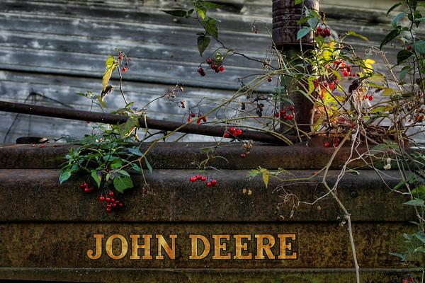 John Deere and Berries