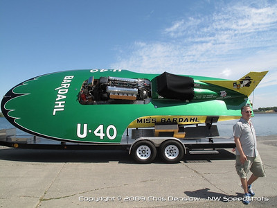 2009 Columbia Cup - Vintage Hydroplanes