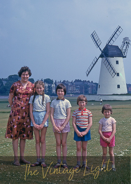 1965 August June and the girls