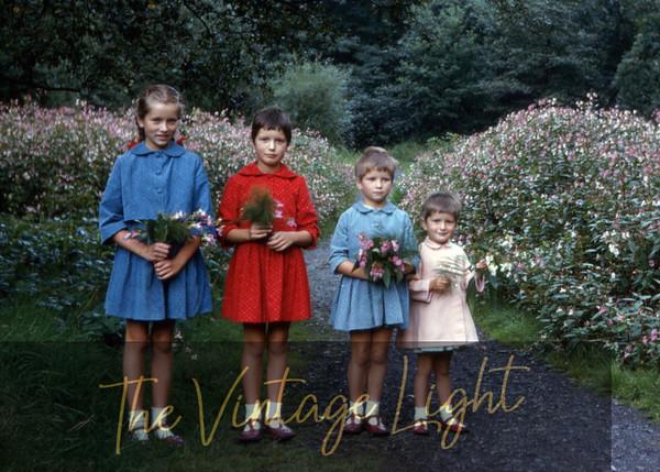 1963 The 4 girls