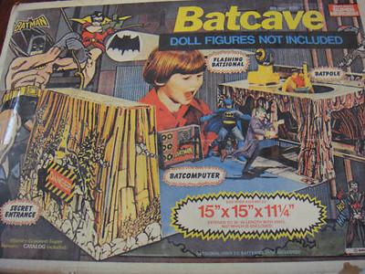 Mego Batcave Playset