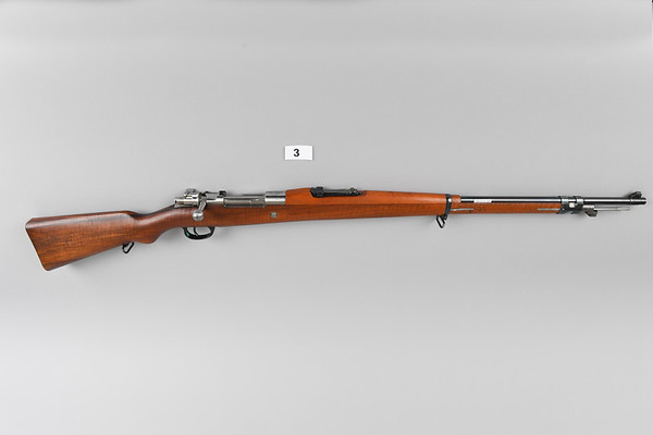Vintage Military Rifles
