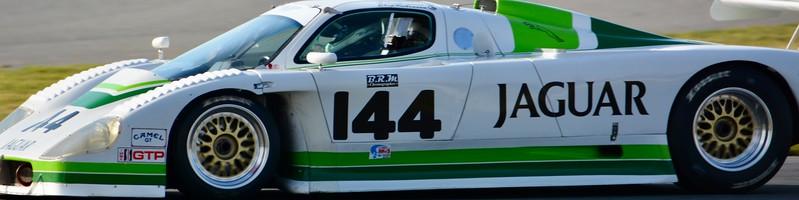 '85 Jaguar XJR-7