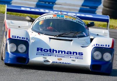 '86 Porsche 962