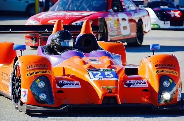 2015 HSR Daytona Classic 24 Hour / Wed.-Thurs.