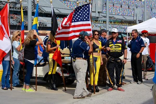 2015 Daytona Classic 24Hour /Race Day