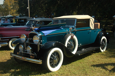 1931 Buick 8-96C Convertible Coupe