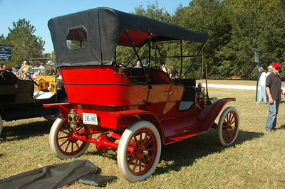 1909 Ford Model T - Touring