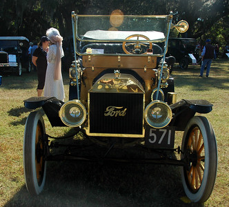 1910 Ford Model T-Touring