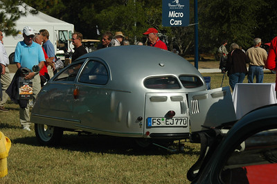 1951 Hoffman built in Munich, Germany.  Top speed 28 mph