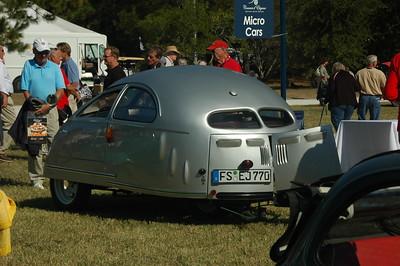 1951 Hoffman built in Munich, Germany.  Top speed 28 mph