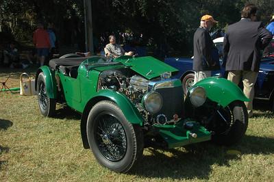 1932 Aston Martin LeMans