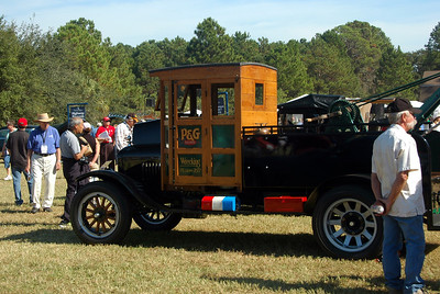 1923 Ford Model T Wrecker