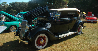 1935 Ford Type 750 Phaeton