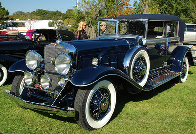 1931 Cadillac Fleetwood All Weather Phaeton