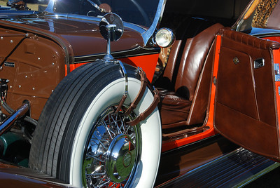 1931 Chrysler CG Imperial Roadster