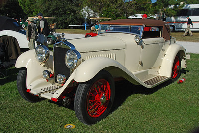 1927 Georges IRAT A Cabriolet