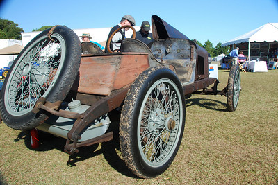 1915 Chalmers Model 630 (Unrestored)