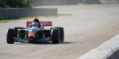 Michel Gensini/1999 Lola Formula 3000/Sharon Infandino photo