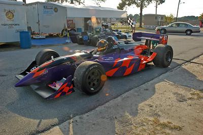 1996 Reynard Champcar