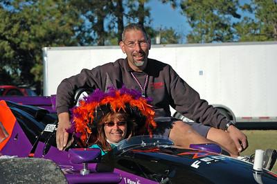 Wayne Brown and Nancy Becker