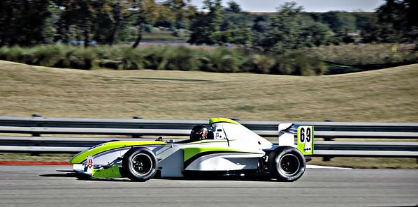 Jim Dixon 2004 Star Formula Mazda