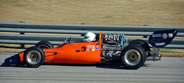 Ray Boissoneau 1971 McRae GM1 Formula 5000