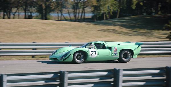 David Ritter  '69 Lola T70 Mk IIIb