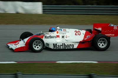 David Felgenhauer 1986 March 86C Indycar