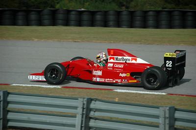 Michel Gensini 1991 Dallara BMS-191