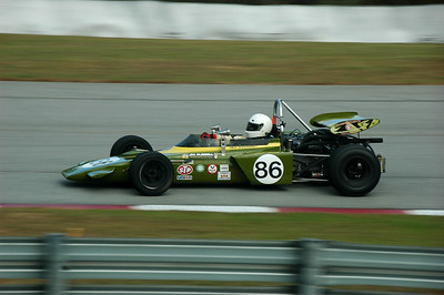 Mike Snowdon 1971 GRD 272 F2