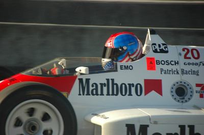 David Felgenhauer's 1986 March 86C Indycar